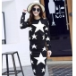 Wholesale Fashion 2-piece set knit dress A19900