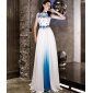 Wholesale Fashion long prom dress 50916
