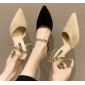 Wholesale Fashion high heels J93955