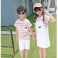 Wholesale Parent-child clothing AU1109 Boy
