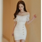 Wholesale Fashion dress K5761