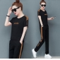 Wholesale Fashion 2-piece tracksuit T10958