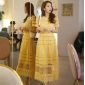 Wholesale Fashion dress K6038