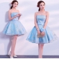Wholesale Fashion mini prom dress 51059