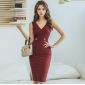 Wholesale Fashion dress K6060