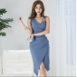 Wholesale Fashion dress K6075