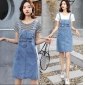 Wholesale Fashion 2-piece set denim dress A20854