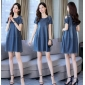 Wholesale Fashion denim dress A20858