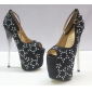 Wholesale Fashion high heels J94414