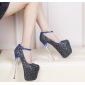 Wholesale Fashion high heels J94418