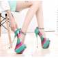 Wholesale Fashion high heels J94424