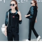 Wholesale Fashion 3-piece set tracksuit T10984