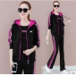 Wholesale Fashion 3-piece set stracksuit T10986