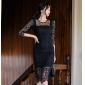 Wholesale Fashion dress K6690
