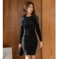 Wholesale Fashion Knit dress K6792