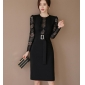 Wholesale Fashion dress K6843