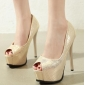 Wholesale Fashion high heels J94610