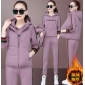 Wholesale Fashion 3-piece set suit T11021