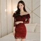 Wholesale Fashion dress K6941