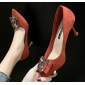Wholesale Fashion high heels J94714