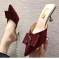 Wholesale Fashion heels J94718