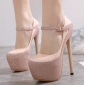 Wholesale Fashion high heels J94734