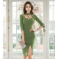 Wholesale Fashion dress K7135