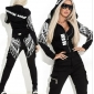 Wholesale Fashion tracksuit T11033