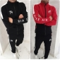 Wholesale Fashion man tracksuit T11056