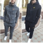 Wholesale Fashion man tracksuit T11057