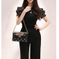 Wholesale Fashion 2-piece set jumpsuit K7209