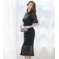 Wholesale Fashion dress K7210