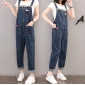Wholesale Fashion denim jumpsuit A21862