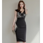 Wholesale Fashion dress K7259