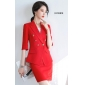 Wholesale Office 2-piece set dress S2311
