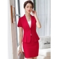 Wholesale Office 2-piece set dress S2319