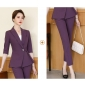 Wholesale Blazer 2-piece set suit S2458